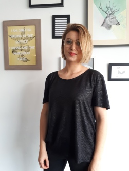 Evelien Huyghe - OWNER HAIRSTYLIST